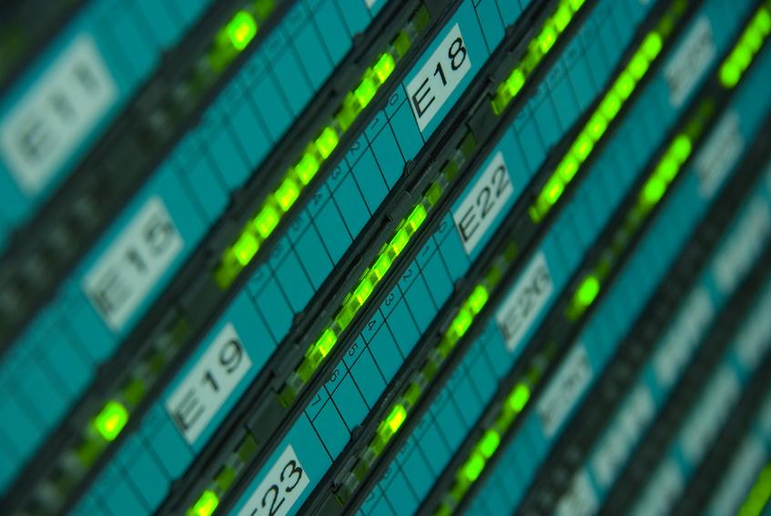Speicherprogrammierbare Steuerung SPS